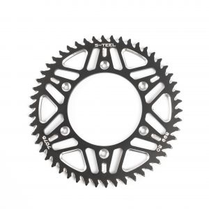 S-Teel Rear Sprocket Aluminium Offset